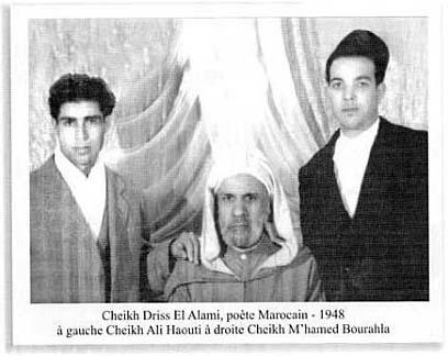 Cheikh Idriss ibn al-Hassan al-Alami